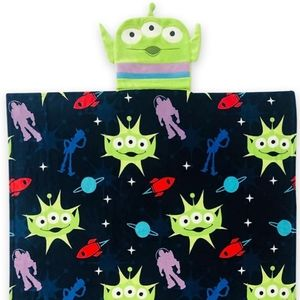Toy Story Alien Convertible Fleece Throw